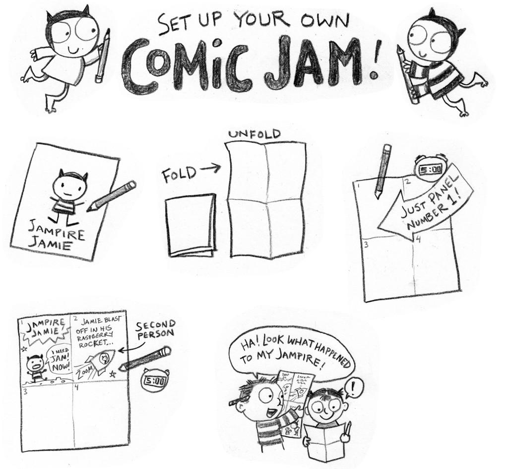 jampires_comicsjam_clip_images